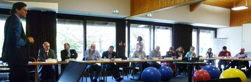 Seminare dem Unternehmensberatung Management consult GmbH aus Bonn